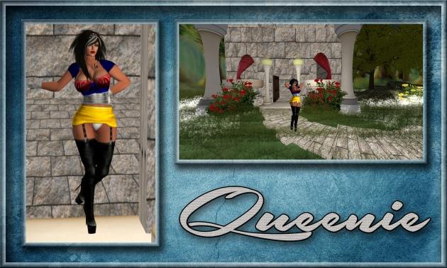 1-18 Queenie