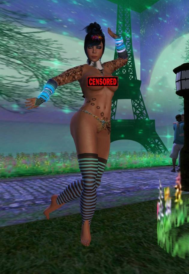 Kyra 3 Censored