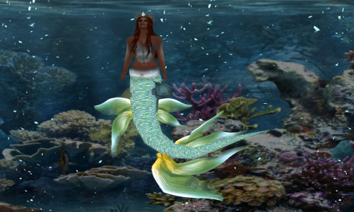 Queenie Mermaid 2