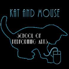 Kat&Mouse SOPA Logo White