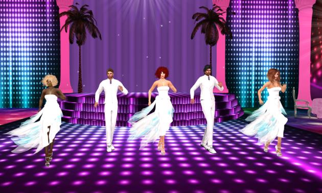 Jo in Dancin' Fool